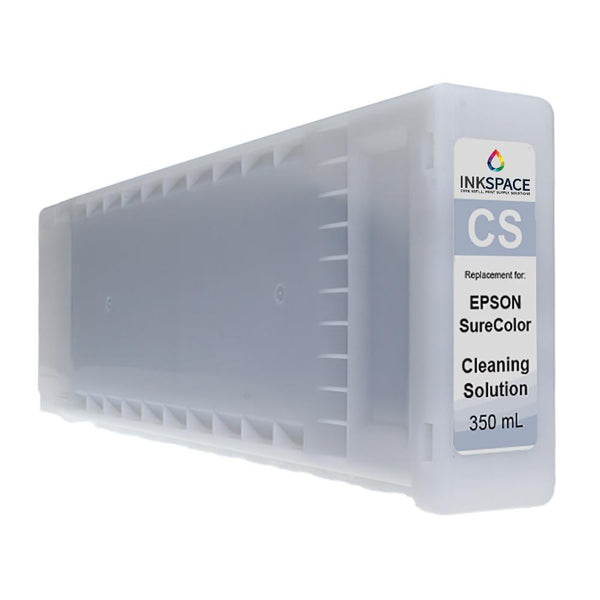Epson SureColor S-Series GS2 & GSX Eco-Solvent Ink (350 mL) - Cleaning Solution - dtg.ink.space