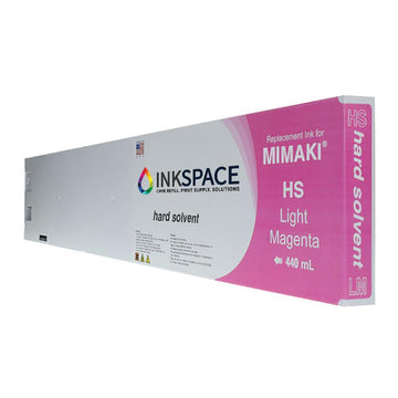Mimaki JV5 HS Hard Solvent Compatible Ink (440 mL) - Light Magenta