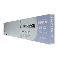 Mimaki LH-100 Hard LED UV Compatible Ink (600 mL) - Varnish - dtg.ink.space