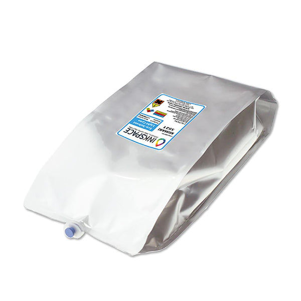 Mimaki SS21 Mild Solvent Ink Bag (2000 mL) - Light Cyan - dtg.ink.space