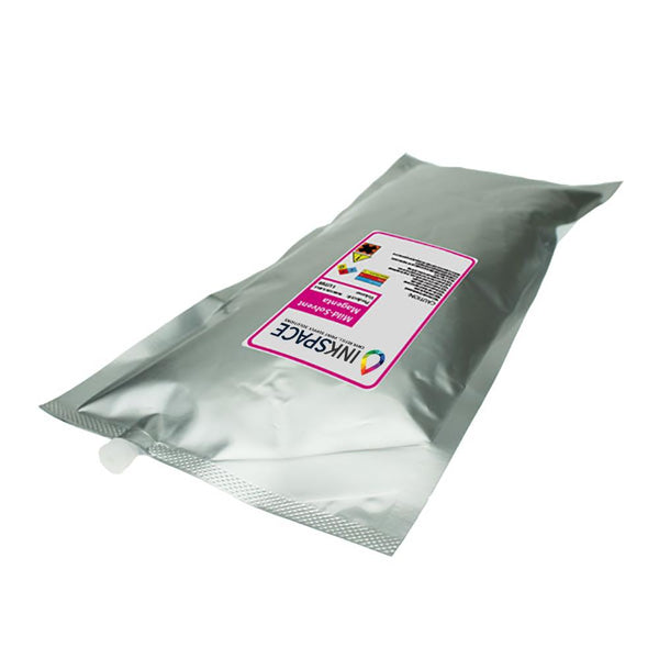 Mimaki SS21 Mild Solvent Nite Bag Ink (1000 mL) - Magenta - dtg.ink.space