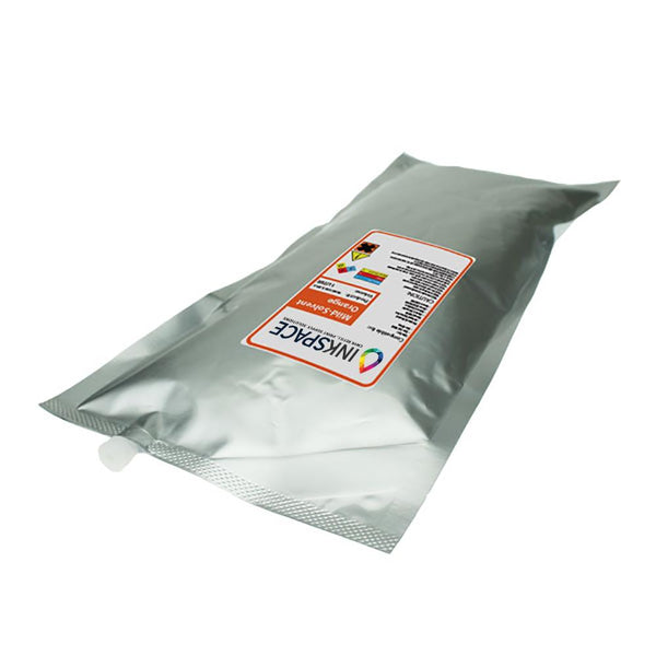 Mimaki SS21 Mild Solvent Nite Bag Ink (1000 mL) - Orange