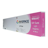 Mimaki UV Cure Compatible Ink (440 mL) - Light Magenta - dtg.ink.space
