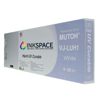 Mutoh UV Compatible Ink (220 mL) - White