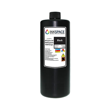 HP Scitex & NUR Expedio Tempo Compatible UV Ink (1000 mL) - Black
