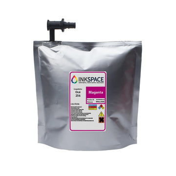 Oce Arizona IJC-256 Compatible UV Ink (800 mL) - Magenta