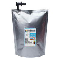 Oce Arizona IJC-257 Compatible UV Ink (2000 mL) - Light Cyan - dtg.ink.space