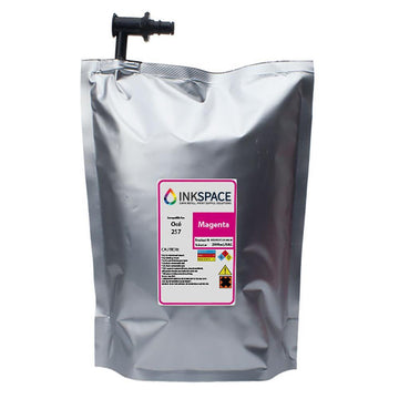 Oce Arizona IJC-257 Compatible UV Ink (2000 mL) - Magenta