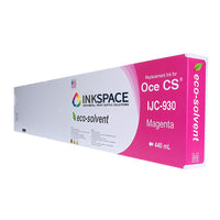 Oce Arizona IJC-930 Compatible Eco-Solvent Ink (440 mL) - Magenta - dtg.ink.space