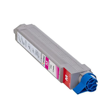 Oki Okidata C9000 Series Compatible High Yield Toner - Magenta