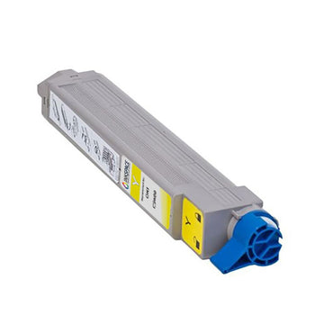 Oki Okidata C9000 Series Compatible High Yield Toner - Yellow