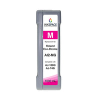 Roland Eco-Xtreme LT AI2 Compatible Eco-Solvent Ink (1000 mL) - Magenta - dtg.ink.space
