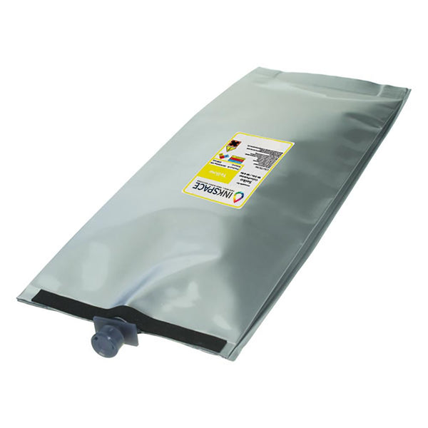 Seiko W-54S & W-64S IP5 EX Compatible Low Solvent Ink Bag (500 mL) - Yellow - dtg.ink.space
