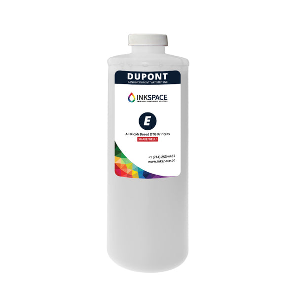 Dupont Artistri P5000 Epson Based DTG Printer Ink Bottle (250 mL) - White - dtg.ink.space