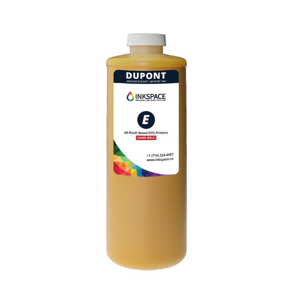 Dupont Artistri P5000 Epson Based DTG Printer Ink Bottle (500 mL) - Yellow - dtg.ink.space