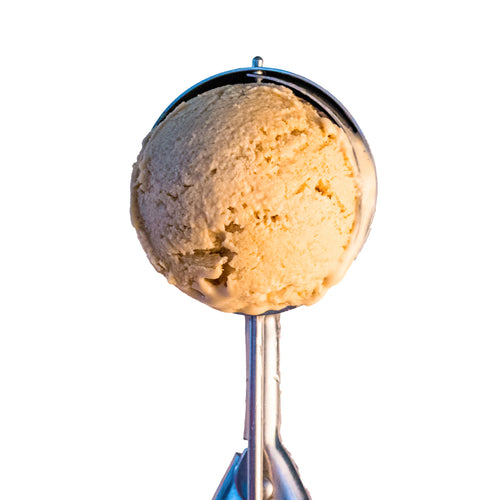 Salted Muscovado Beer Ice Cream