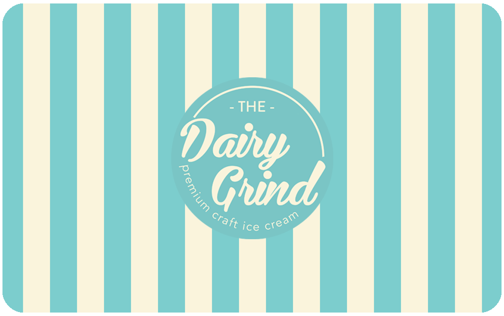 The Dairy Grind Gift Card
