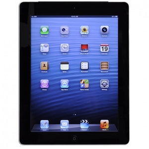 Apple iPad with Wi-Fi + Cellular 16GB - Black - Verizon (3rd generation)