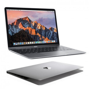 Apple MacBook Retina Core M-5Y31 Dual-Core 1.1GHz 8GB 256GB SSD 12 Notebook OSX (Silver) (Early 2015)