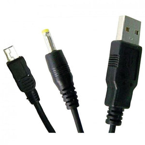 Innovation Psp 2-in-1 Usb Data Transfer Cable & Charger, 4ft INN54823