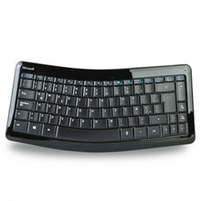 Load image into Gallery viewer, Microsoft Sculpt Mobile Bluetooth Wireless Spanish Keyboard (Black)