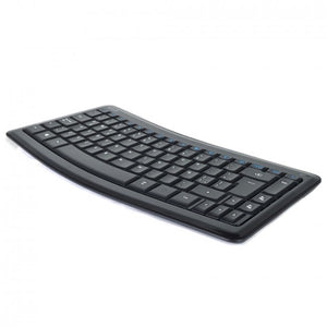 Microsoft Sculpt Mobile Bluetooth Wireless Spanish Keyboard (Black)
