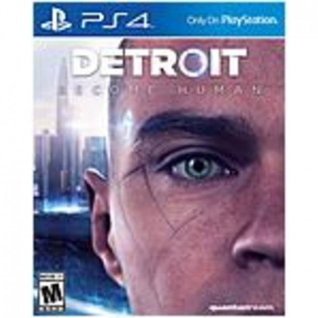 Sony Detroit: Become Human - Action/Adventure Game - PlayStation 4