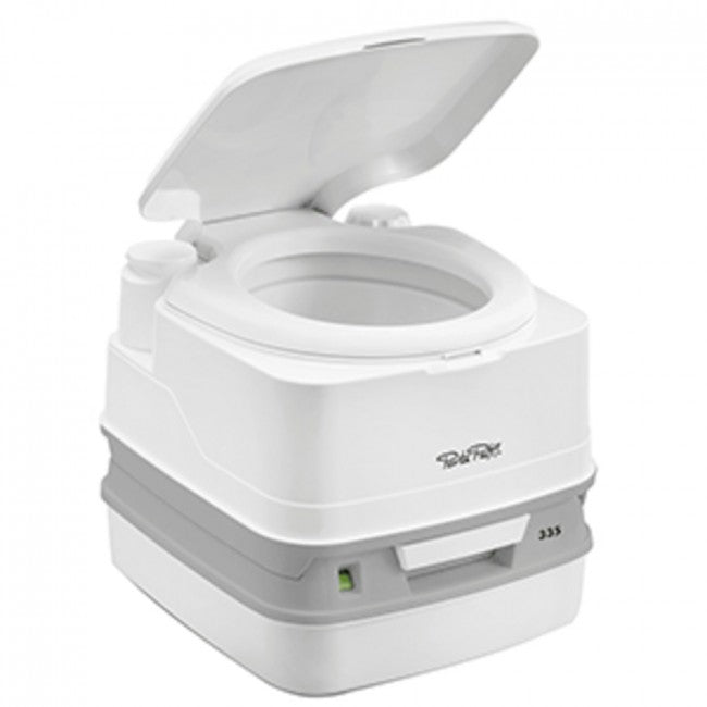 Thetford Porta Potti 335 Marine Toilet w/Hold Down Kit
