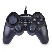 Load image into Gallery viewer, USB Rumble Gaming Controller for PC and MAC (Black)