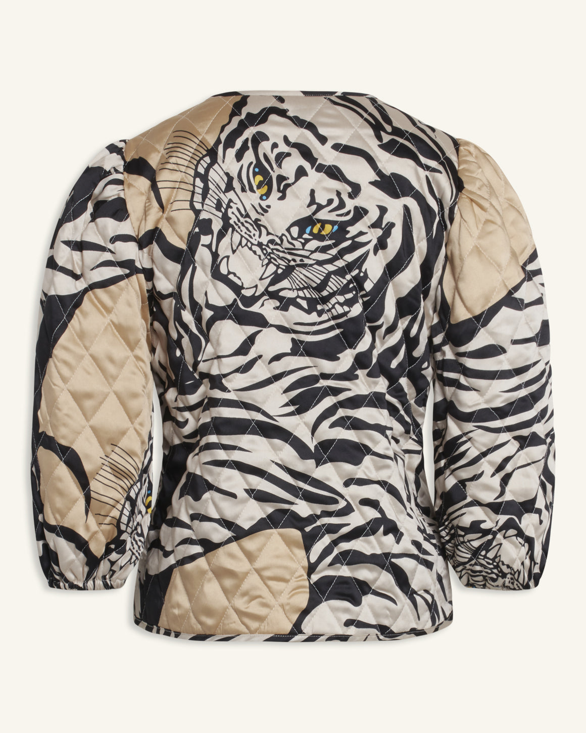 LOVE & DIVINE - Jacket, Tiger print