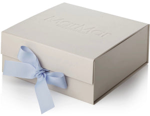 MARMAR COPENHAGEN - GIFTBOX New Born Modal 3 Pcs, Pale Blue