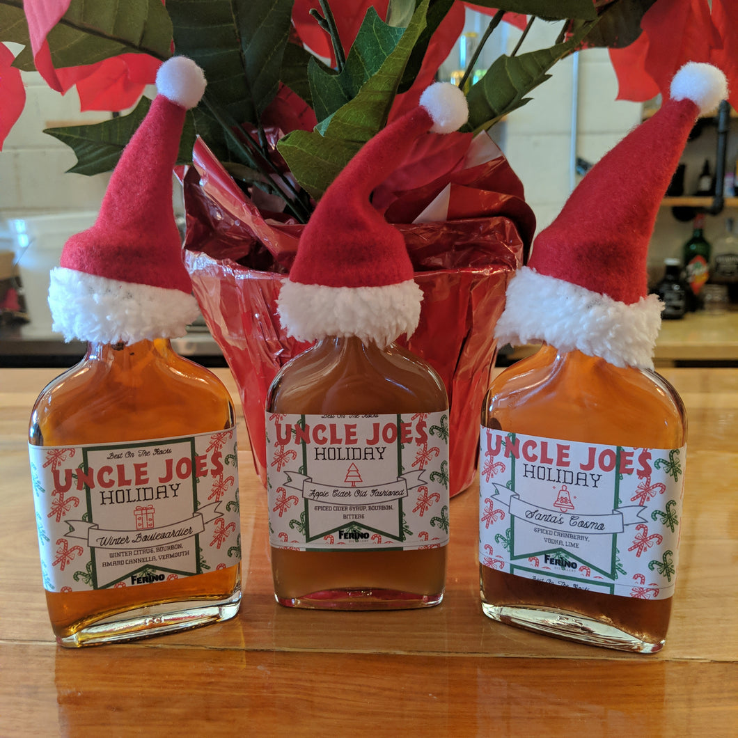 Uncle Joe's Holiday Cocktails 3 Pack