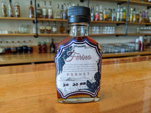 Barrel Aged Fernet Ferino Flask
