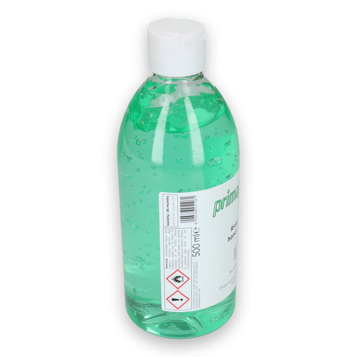 Desinfecterende handgel 500 ml met flip top sluiting