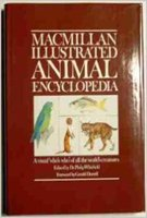 Macmillan Illustrated Animal Encyclopedia