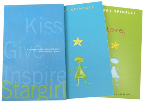 Stargirl/Love, Stargirl Paperback Box Set