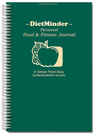 Dietminder Personal Food & Fitness Journal (A Food And Exercise Diary)