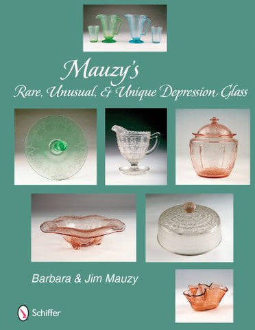 Mauzy'S Rare Depression Glass