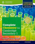 Complete Chemistry For Cambridge Secondary 1 Student Book: For Cambridge Checkpoint And Beyond (Cie Checkpoint)