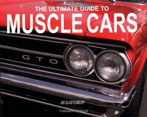 Ultimate Guide To Muscle Cars (Paperback Chunkies)