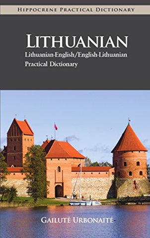 Lithuanian-English/English-Lithuanian Practical Dictionary