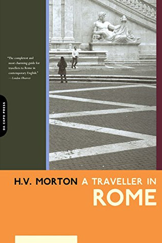 A Traveller In Rome