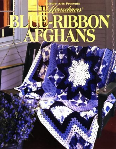 Herrschner'S Blue-Ribbon Afghans (Crochet Treasury)