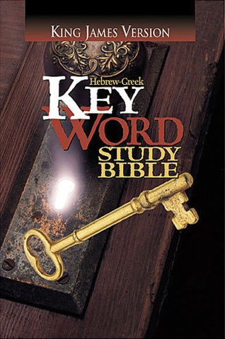 Hebrew-Greek Key Study Bible: King James Version
