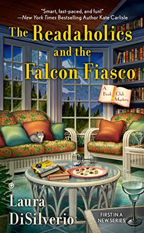 The Readaholics And The Falcon Fiasco (A Book Club Mystery)