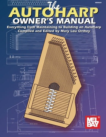 Autoharp Owner'S Manual