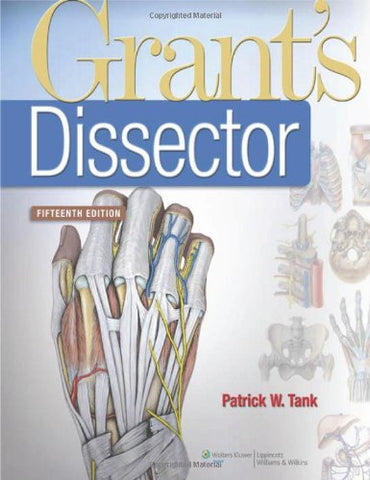 Grant'S Dissector (Tank, Grant'S Dissector) 15Th Edition