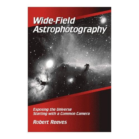 Wide-Field Astrophotography: Exposing The Universe Starting With A Common Camera