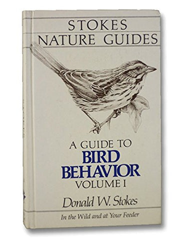 001: A Guide To The Behavior Of Common Birds