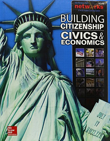 Building Citizenship: Civics And Economics, Student Edition (Civics Today: Citzshp Econ You)